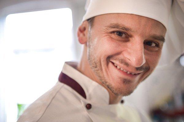 Villa Ruggero Wine Hotel chef