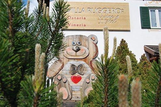 Villa Ruggero Wine Hotel